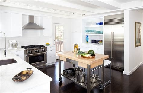 kitchen islands on casters mobile kitchen islands ideas and inspirations 5260