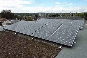 Photovoltaik Speicher Förderung Berechnen : ch solar ag photovoltaik flachdach r ti beaternst ~ Themetempest.com Abrechnung