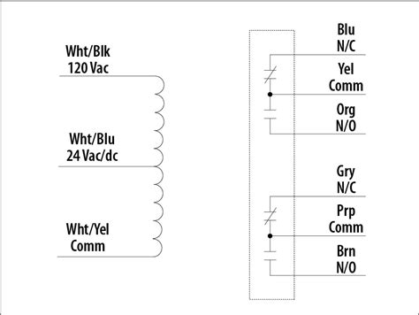 Rib Relay Dpdt Wiring Diagram by Details Functional Devices Inc