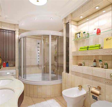 bathroom spaces  glass shelving home design lover