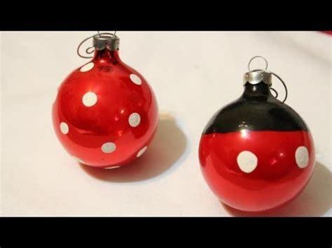 diy mickey  minnie ornaments easy whitney crafts