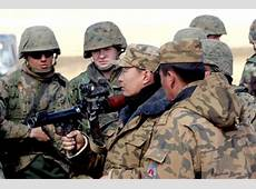 US troops return from Mongolian Khaan Quest News Stripes