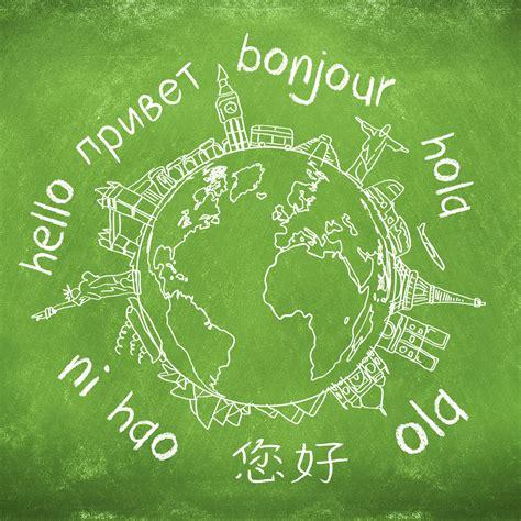 language history the origin of language