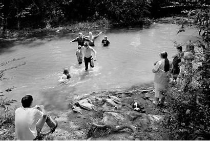 River Baptism Exhibits Asheville Laurel