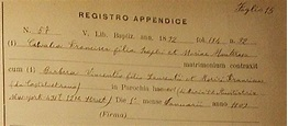 Sicilian Genealogy