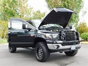2007 Dodge Ram 3500 Slt    4x4    5 9l Cummins Diesel    6