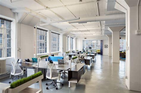 Dans Les Magnifiques Bureaux De Shutterstock à New-york