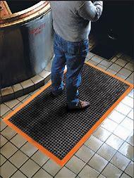 Industrial Anti-Fatigue Floor Mats