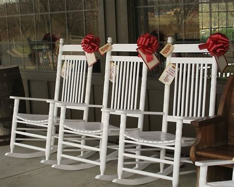 Cracker Barrel Rocking Chairs by Mahoning Valley Eats Treats Cracker Barrel Country