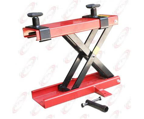 1100lb Motorcycle X Dirt Bike Atv Scissor Jack Center Lift