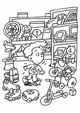 Toys Coloring Pages sketch template