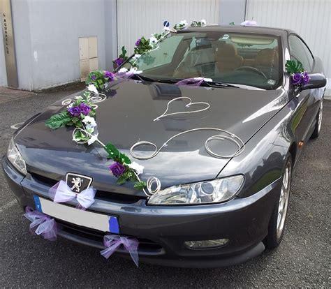 decoration voiture mariage ventouse