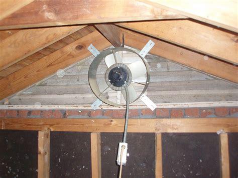 gable end attic exhaust fans vent bathroom fan through gable best home design 2018