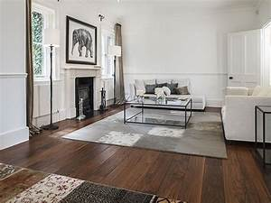 Living Room Flooring – Useful Solutions and Superb Design