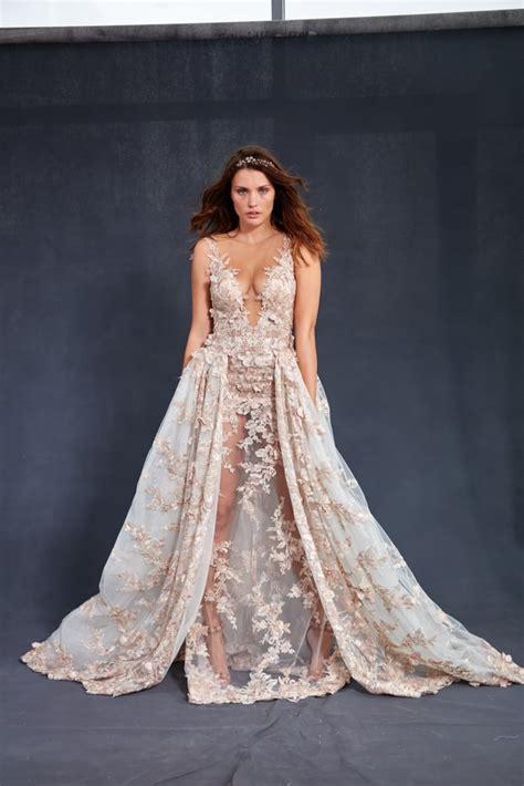 galia lahav wedding dress trends fall  popsugar