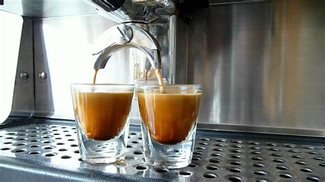 Fresh roasted coffee brewed one cup at a time!. San Marino CMA Espresso Double Shot 14gram - YouTube