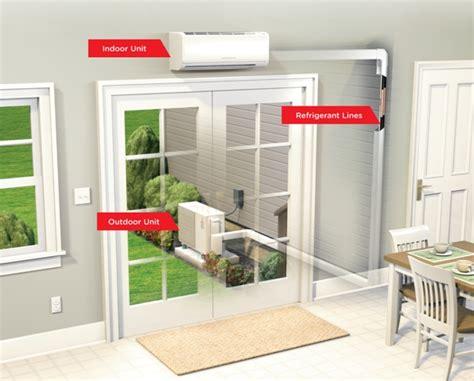mitsubishi electric cooling heating blog sunrooms