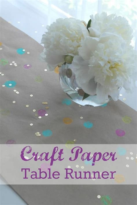 baby shower table runner mesas crafts and kid on pinterest