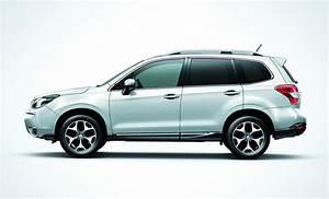 Subaru Launches All