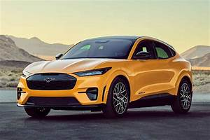 2021 Ford Mustang Mach-E GT Performance Edition SUV | Uncrate