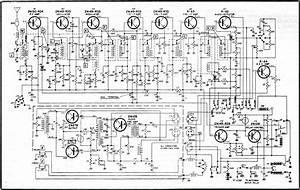 Zenith Transistor Radio Schematics