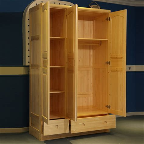 Closet Furniture Cabinet by Buy Children Pine Wood Wardrobe Simple Wardrobe Closet