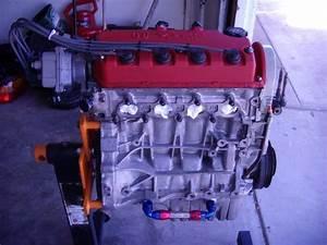 F S Fully Built D16y8  Z6 Turbo Motor Short Block Lowered