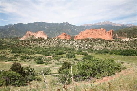 the garden of the gods garden of the gods park colorado springs treasure