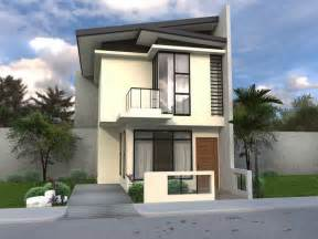 Small Two Storey House Photo by Collection 50 Beautiful Narrow House Design For A 2 Story