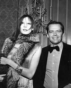 Jack Nicholson. Anjelica Huston. | Famous Couples ...
