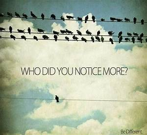 Be Different Pictures, Photos, and Images for Facebook ...