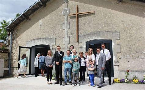 les chais de sainte croix cognac d anciens chais convertis en église évangélique