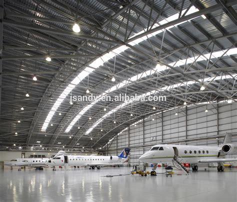 aircraft hangars large span aircraft hangar prefabricated arch steel roof