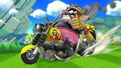 Wario Bike  Super Mario Wiki, The Mario Encyclopedia