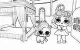 Lol Coloring Pages Surprise Pop Confetti Dolls Doll Cartoon Pets Printable Colorir Raskrasil Para Boy Salvo Ball Bonecos Paginas sketch template
