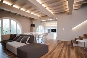 Minimal Interior Of Villa