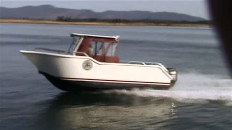 Offshore Boats Videos by Bennett Boats 23 Foot Offshore Boat Custom Youtube