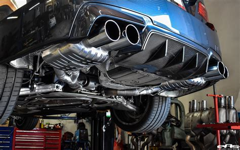 M5 Exhaust by Singapore Gray Bmw M5 Gets An Eisenmann Exhaust System