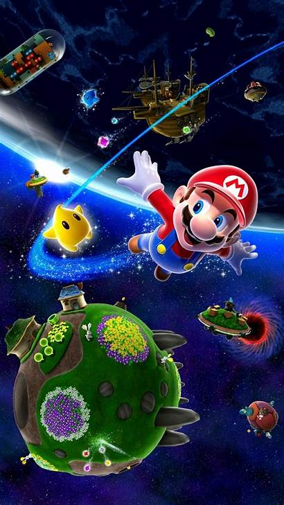 Mario Super Galaxy Wallpapers Note Pixel Cool