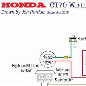 1971 Honda Ct70 Wiring Diagram 24261 Ilsolitariothemovie It
