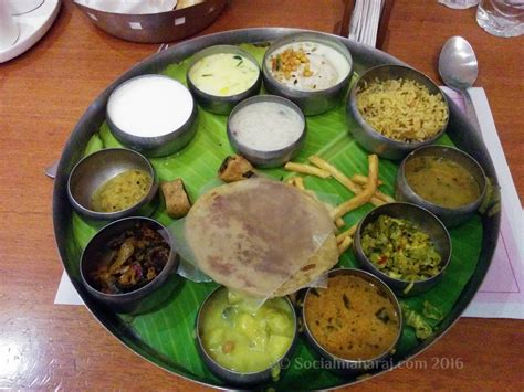 authentic south indian food at chutneys hyderabad
