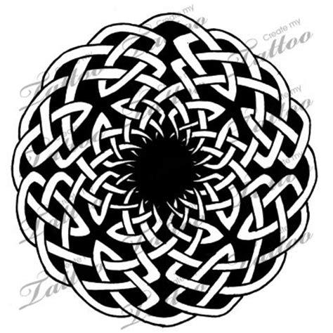 marketplace tattoo celtic circle knot