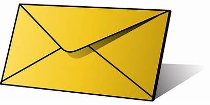 Envelope Clipart Rectangle Object Mail Icon Letter