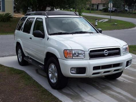 nfspd  nissan pathfinder specs  modification