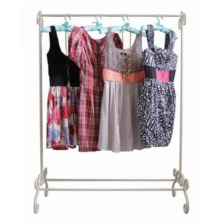 shabby chic hanging rail the 134 best images about garment rail heaven on pinterest metals ladder and clothing racks