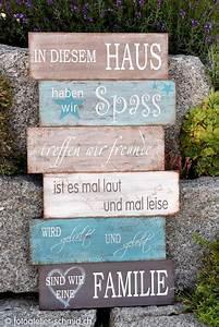 Schilder Mit Sprüchen : meine holz metallschilder fertige ich alle von hand an ~ Michelbontemps.com Haus und Dekorationen