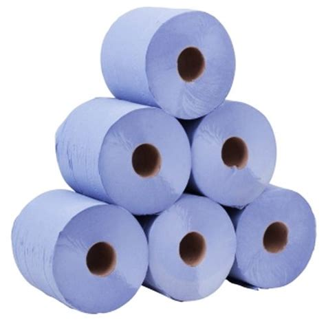 blue centre feed rolls  ply