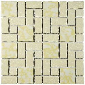 Merola tile academy gold 11 3 4 in x 11 3 4 in x 5 mm for Merola tile