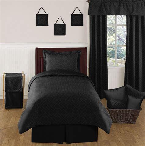 diamond black twin bedding collection