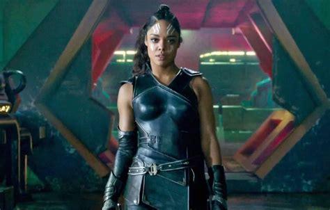 hottest mcu female    captain marvel  valkyrie